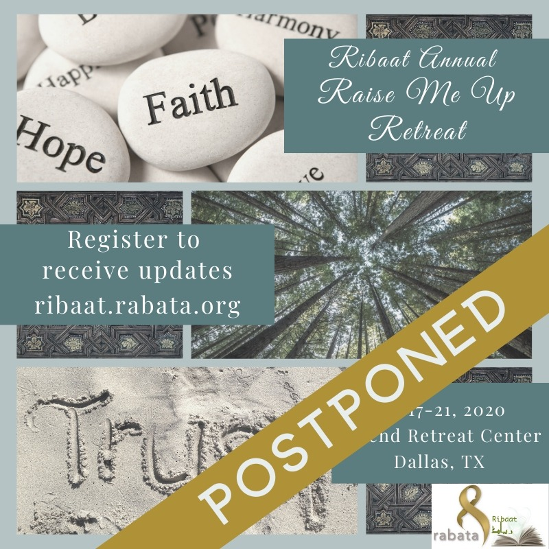 retreat postponed flier