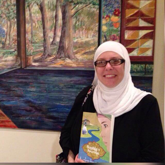 author najiyah maxfield