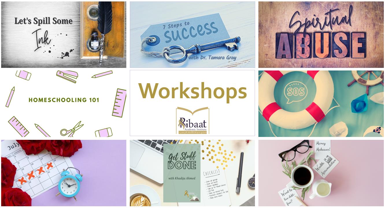 ribaat workshops